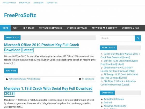 freeprosoftz.com