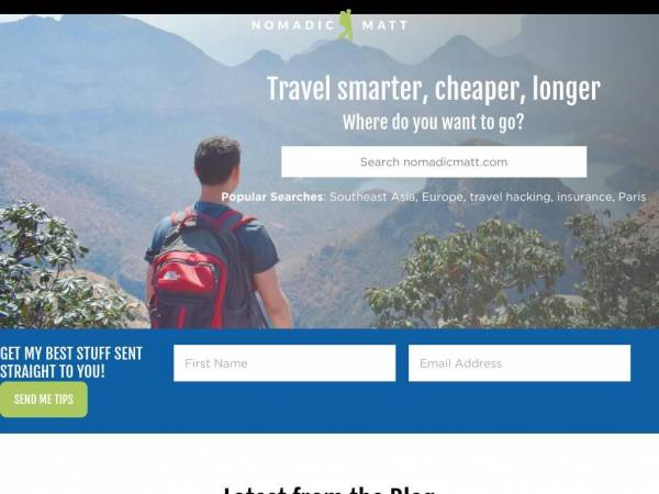 nomadicmatt.com