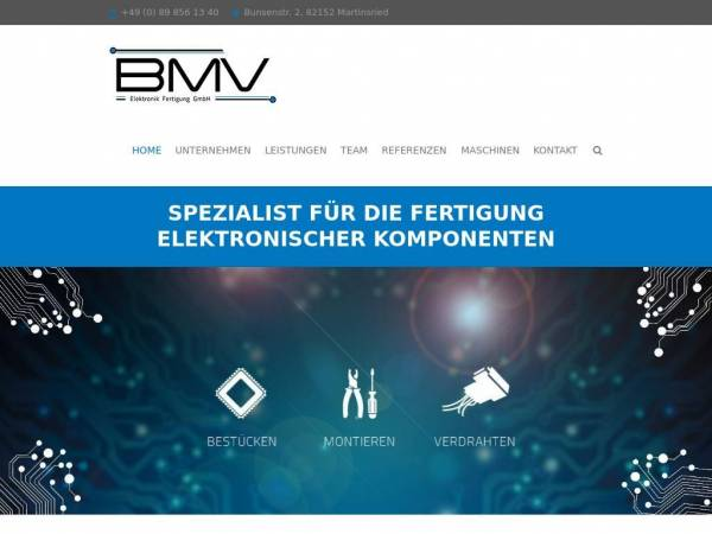 bmv-elektronikfertigung.de