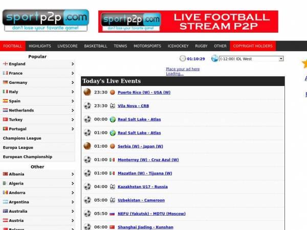 sportp2p.com